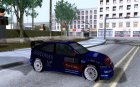 Citroen Xsara WRC for GTA San Andreas top view