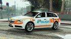 Vauxhall Insigna Swiss - GE Police for GTA 5 left view