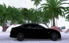 2012 Jaguar XFR V1.0 for GTA San Andreas left view