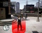Женщина-полицейский for GTA 4 left view
