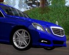 Mercedes Benz E250 Estate для GTA San Andreas вид сбоку