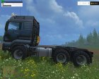 MAN TGS for Farming Simulator 2015 top view