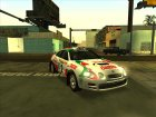 DIRT 2 HD cars pack для GTA San Andreas вид сверху