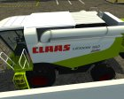 Claas Lexion 560 Montana для Farming Simulator 2013 вид сзади
