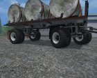 HW Water Milk Barrel V 1.0 для Farming Simulator 2015