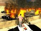 Пак машин из GTA 3  back view