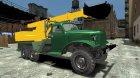 ЗиЛ-157 ГВК-32 для GTA 4 вид слева