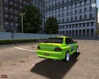 Mitsubishi Lancer Evo 7 (Brian O'connor) for Mafia: The City of Lost Heaven left view