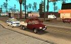 Пак народной техники for GTA San Andreas inside view