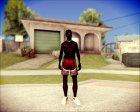 Пак машин,одежды,скинов By Vanoss- for GTA San Andreas
