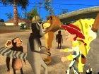 Персонажи мультфильмов для GTA San Andreas вид сзади слева