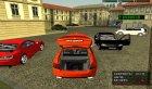 Skoda Octavia RS v2.0 для GTA San Andreas вид изнутри