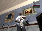 Пак оружий от Crow для GTA San Andreas вид сбоку