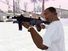 Новый MP5 для GTA San Andreas вид сверху