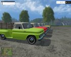 Chevrolet C-10 v 1.3 for Farming Simulator 2015 side view