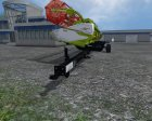 Тележки Cochet for Farming Simulator 2015 left view