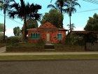 Новые текстуры домов на Гоув Стрит для GTA San Andreas вид сбоку