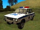 ВАЗ 2106 SA style Police