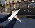 Uzi из GTA Vice City for Mafia: The City of Lost Heaven rear-left view