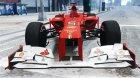 Ferrari F2012 для GTA 4 вид сбоку