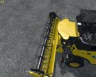 New Holland CR9.90 Yellow for Farming Simulator 2015