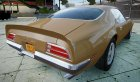 Pontiac Trans Am 1970 for GTA 4 rear-left view