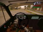 ГАЗ 53 Рабочий для GTA San Andreas вид изнутри