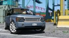 Range Rover Supercharged для GTA 5 вид слева