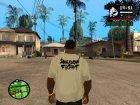 Футболка с логотипом Бой с тенью for GTA San Andreas left view