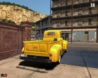 Ford F-1 for Mafia: The City of Lost Heaven rear-left view