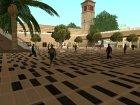 Новая текстура для торгового центра для GTA San Andreas вид слева
