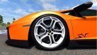 Lamborghini Aventador for BeamNG.Drive top view
