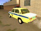 "ВаЗ 21011 ""Полиция"" for GTA San Andreas top view"