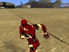 Железный человек mark 46 Противостояние v2 для GTA San Andreas вид сбоку