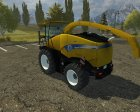 New Holland TIF for Farming Simulator 2013 rear-left view