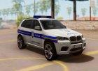 BMW X5 - Croatian Police Car for GTA San Andreas