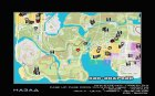 Atlas map GTA 5 для GTA San Andreas вид сверху