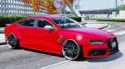 Audi RS7 X-UK v1.1 for GTA 5 side view