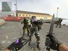 Рандомные скины игроков для Counter-Strike Source вид сбоку