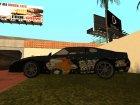 Покраска Gamemoding для Jester для GTA San Andreas вид слева