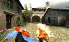 Ice's Heaven and Hell Berettas для Counter-Strike Source вид сверху