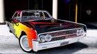 Lincoln Continental Sedan 1962 2.0