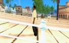 Snoop Dogg Ped for GTA San Andreas left view