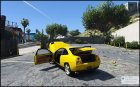 Fiat Coupe 1.0 for GTA 5 top view