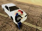 Elegy Albania for GTA San Andreas left view