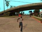Завершить миссию для GTA San Andreas вид сзади слева