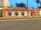 Venum Gym для GTA San Andreas вид сверху