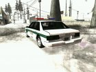 1992 Declasse Premier Angel Pine PD for GTA San Andreas left view