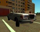 Admiral Cabrio for GTA San Andreas rear-left view