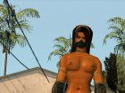 MK9 Kitana Nude for GTA San Andreas top view